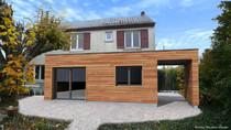 bois isolation thermique, select bois, extension