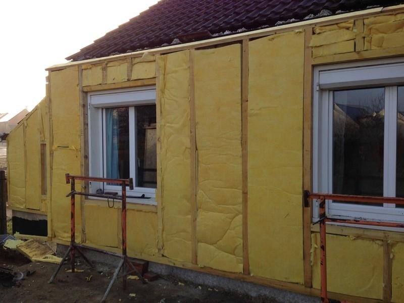 Select bois isolation thermique par l 39 ext rieur for Isolation par le toit